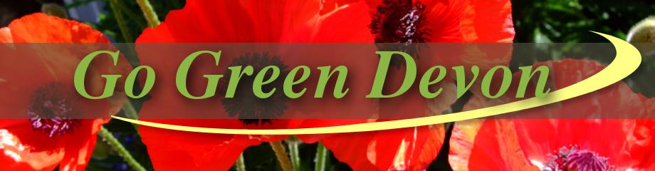 Go Green Devon - Reduce, Reuse, Recycle!